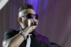 Sean Paul Royalty Free Stock Photography
