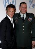 Sean Penn fotografia stock