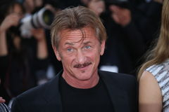 Sean Penn foto de stock royalty free