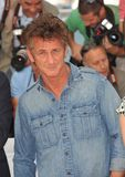 Sean Penn. At the photocall for his new movie 'This Must Be The Place' in competition at the 64th Festival de Cannes. May 20, 2011 Cannes, France Picture: Paul stock images