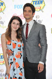 Seana Gorlick & Tyler Posey Royalty Free Stock Images