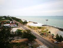 Seangchan海滩 库存图片