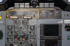 Seaplane άποψη πιλοτηρίων Στοκ φωτογραφίες με δικαίωμα ελεύθερης χρήσης