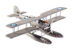 Seaplane πρότυπο Στοκ φωτογραφίες με δικαίωμα ελεύθερης χρήσης