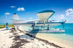 Seaplane τροφή Στοκ εικόνα με δικαίωμα ελεύθερης χρήσης