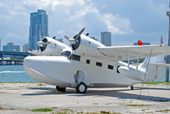 Seaplane Immagine Stock