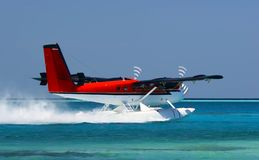 Seaplane Stock Photography