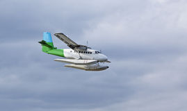 seaplane Royaltyfri Bild