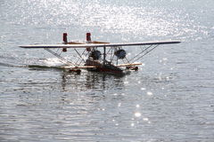 Seaplane Foto de Stock