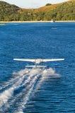 seaplane Royaltyfri Fotografi