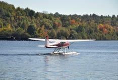 seaplane Royaltyfria Foton