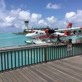 Seaplane Fotografia de Stock
