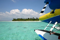 Seaplane Royalty Free Stock Images