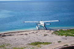 Seaplane adventure Stock Photos