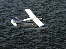 Seaplane dell'Alaska, Ketchikan, Alaska Fotografie Stock