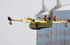 Seaplane hydroplane Royalty Free Stock Photography