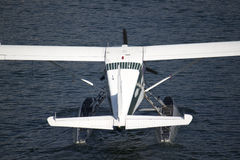 Seaplane taking off Royalty Free Stock Photos