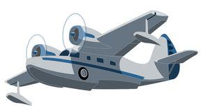 Seaplane Royalty Free Stock Photos