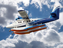 Seaplane Royalty Free Stock Photography