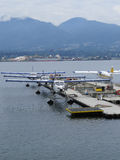 seaplanes Fotografia de Stock