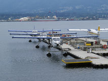 seaplanes Foto de Stock