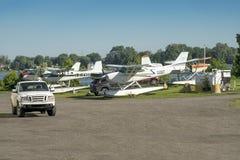 seaplanes Fotografia de Stock Royalty Free