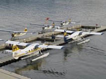 Seaplanes Royalty Free Stock Image