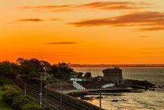 Seapoint/Dublino Immagini Stock