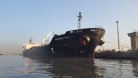 seaport Immagine Stock