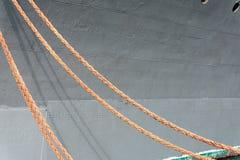 seaport arkivbild