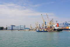 Seaport Royalty Free Stock Images