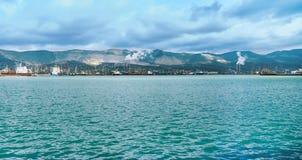 seaport Imagens de Stock