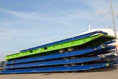 seaport Zdjęcie Stock