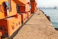 seaport Obrazy Stock