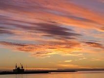 Seaport Stock Image