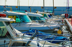 seaport Στοκ εικόνα με δικαίωμα ελεύθερης χρήσης
