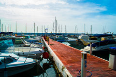 seaport Στοκ Εικόνες
