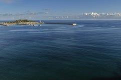 seaport Стоковое Изображение RF