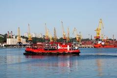 seaport fotografia de stock royalty free
