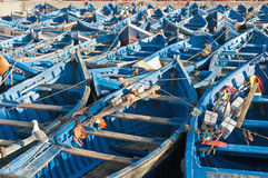 Seaport of Essaouira, Morocco Royalty Free Stock Photos