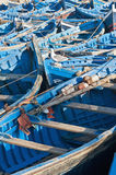 Seaport of Essaouira, Morocco Stock Images