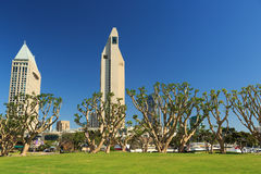 Seaport San Diego Stock Photography