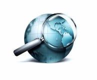 Search vector illustration