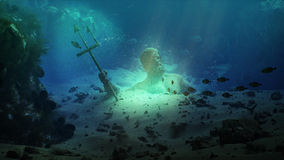 In search of Atlantis_1 Stock Image