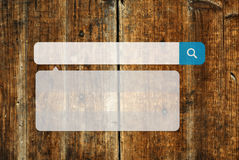 Search Box Technology Internet Browse Browsing Online Concept.  Royalty Free Stock Photography