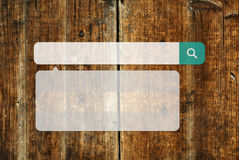 Search Box Technology Internet Browse Browsing Online Concept.  Royalty Free Stock Photos