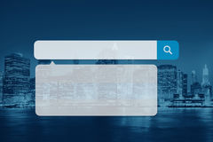 Search Box Technology Internet Browse Browsing Online Concept Stock Photos
