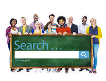 Search Browse Find Internet Search Engine Concept Royalty Free Stock Photo