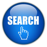 Search button Royalty Free Stock Photography