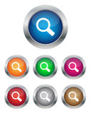 Search buttons Royalty Free Stock Image